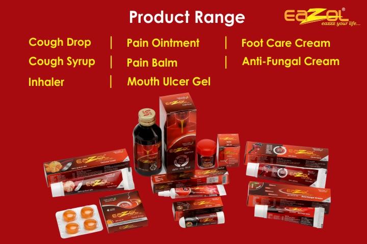 eazol product range