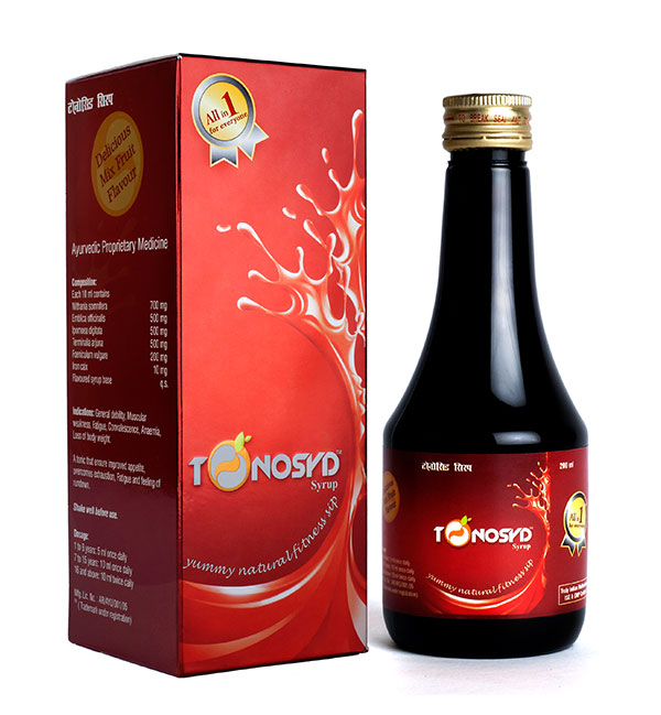 Buy Herbal Health Tonic Syrup Tonosyd Best For Muscles Weight