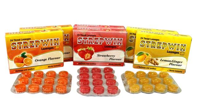 Lozenges In Blister Packs 2 X 12 More Flavors Sydler Official